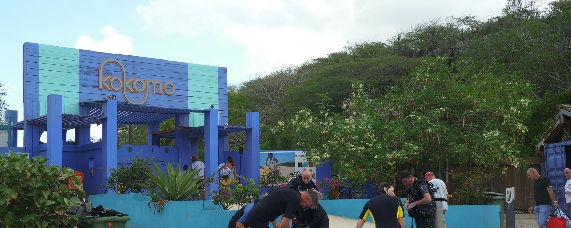 Kokomo, Dive Site, Curacao