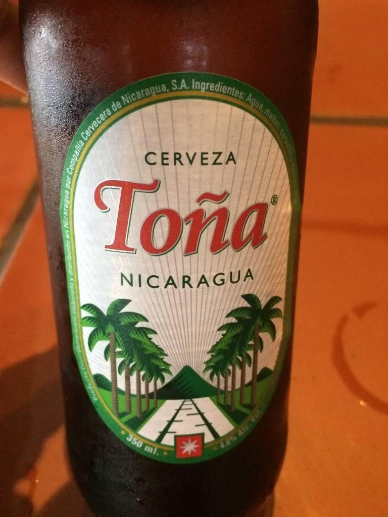 cerveza tona nicaragua