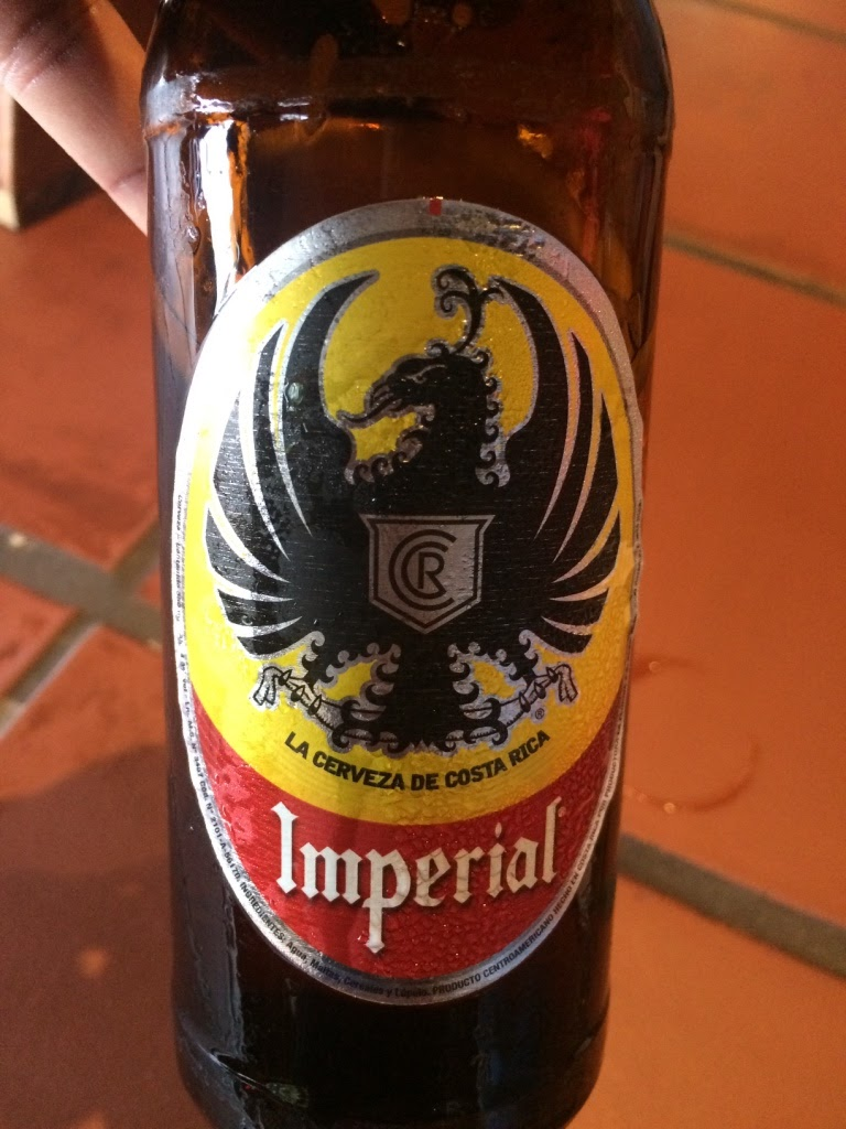 imperial beer costa rica
