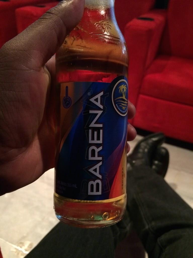 barena beer bottle