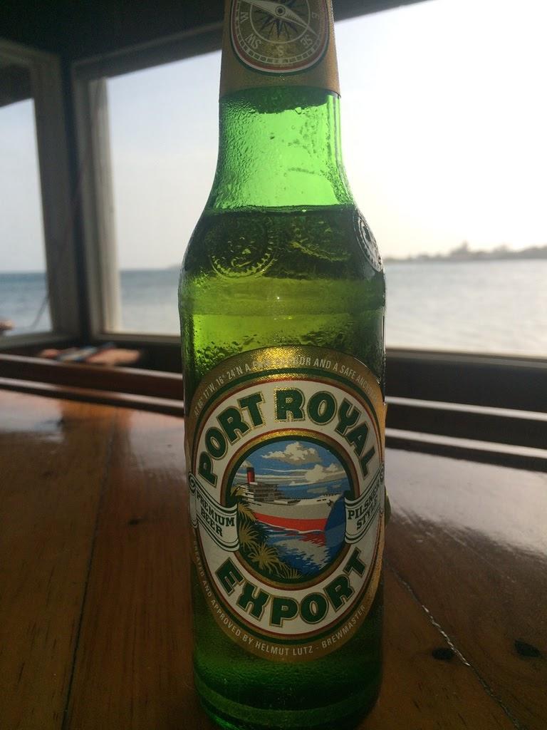 port royal premium beer