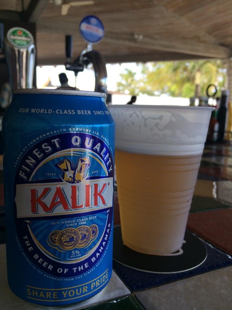 can of kalik beer