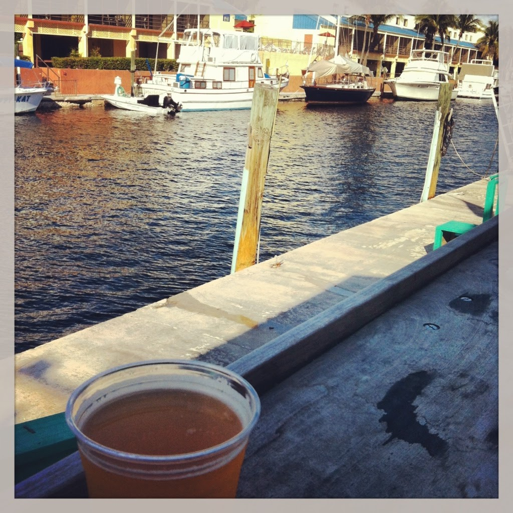 cup of beer key west florida