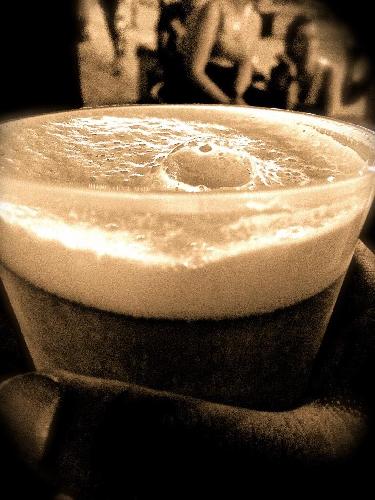 dark beer in madrid